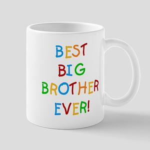 Best Big Brother Ever Mug
