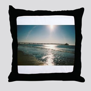 """FISHERS OF MEN"". Throw Pillow"