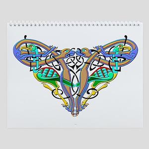 Celtic Artwork Wall Calendar