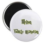 Melton Family Historian Magnet