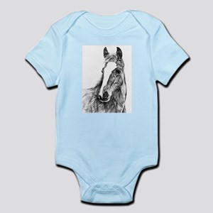 Foal Infant Bodysuit