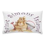 Saint Simons Island Pillow Case