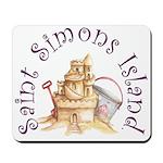 Saint Simons Island Mousepad
