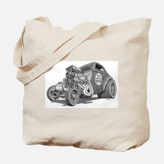 Old School Gasser Tote Bag