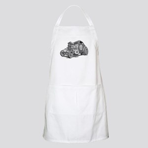 Old School Gasser BBQ Apron