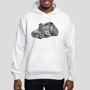 Old School Gasser Hooded Sweatshirt