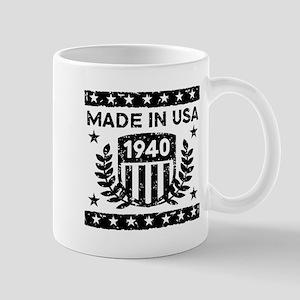 Made In USA 1940 Mug