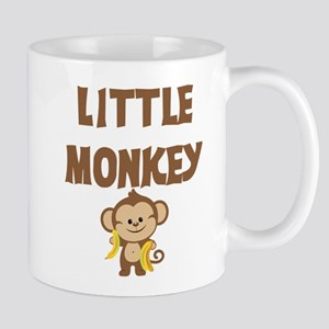 Boy Little Monkey Mug