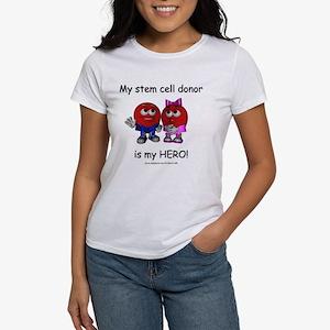 """""""My Heros"""" Women's T-Shirt"""