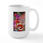 Dragon-Claus Large Mug (LH)