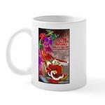 Dragon-Claus Mug (RH)