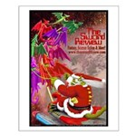 Dragon-Claus Small Poster