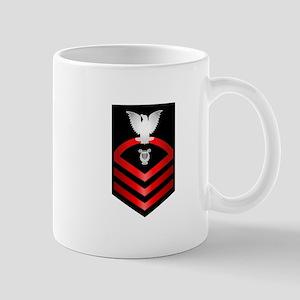Navy Chief Musician Mug