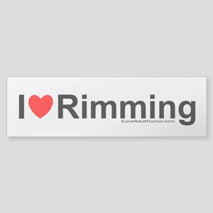 Rimming Sticker (Bumper)