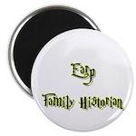 Earp Family Historian Magnet