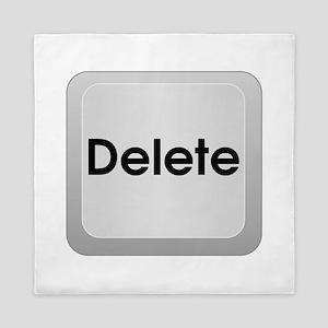 Delete Button Computer Key Queen Duvet