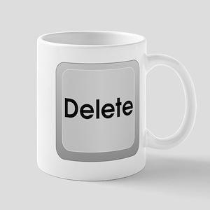 Delete Button Computer Key Mug