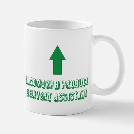 Lagomorph Produce Delivery Assistant Mug