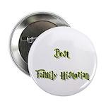 Best Family Historian Button