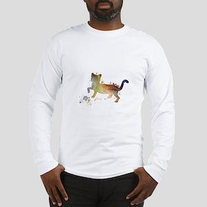 Cat art Long Sleeve T-Shirt