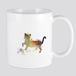 Cat art Mugs