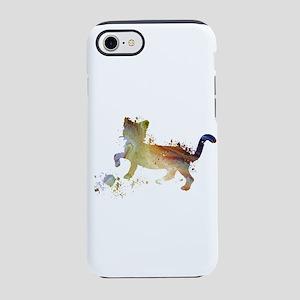 Cat art iPhone 7 Tough Case