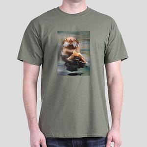Dining Otter T-Shirt