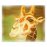 Henri The Giraffe King Duvet