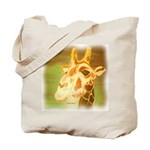 Henri The Giraffe Tote Bag