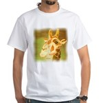 Henri The Giraffe White T-Shirt