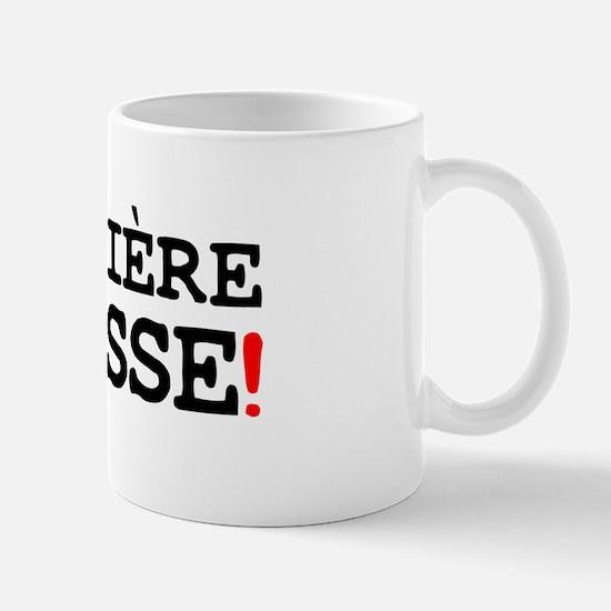 FIRST CLASS - FRENCH Small Mug
