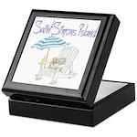 SSI Beach Chair Keepsake Box