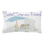 SSI Beach Chair Pillow Case