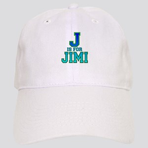 J is for Jimi Cap