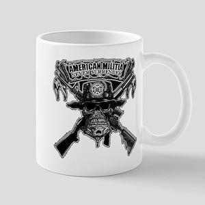 American Militia Mug