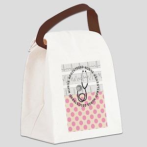 Registered Nurse 1 Canvas Lunch Bag