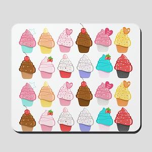 Lots Of Cupcakes Mousepad