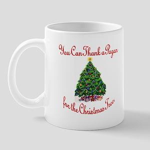 Thank a Pagan Mug