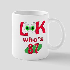 Look who's 87 ? Mug