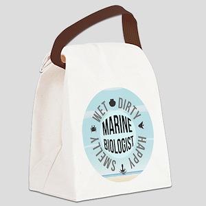Marine Biologist Canvas Lunch Bag