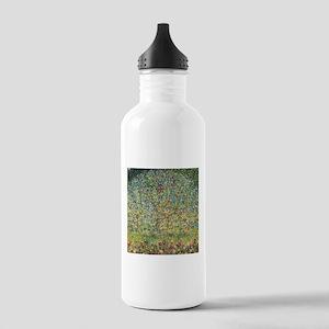 Apple Tree Klimt Water Bottle