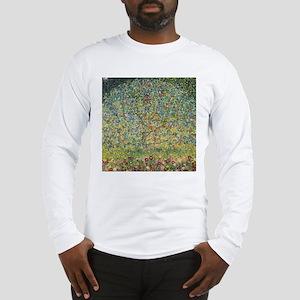 Apple Tree Klimt Long Sleeve T-Shirt