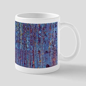 beech forest klimt Mug