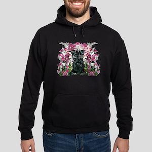 Black Schnauzer Hoodie