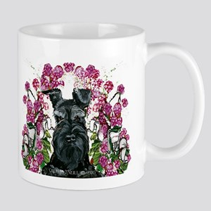 Black Schnauzer Mug