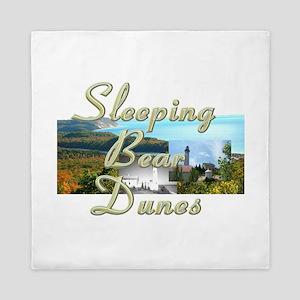 ABH Sleeping Bear Dunes Queen Duvet