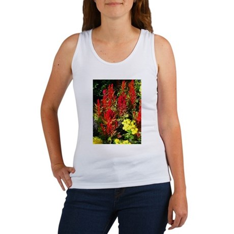 flowers mix Tank Top