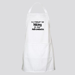 Id rather be...anything ADK Apron