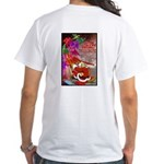 Dragon-Claus White T-Shirt