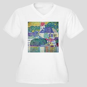 klimt Plus Size T-Shirt